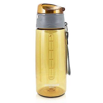 Squeeze Sport Dourada - 700ml - Jacki Design