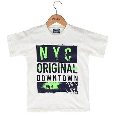 Camiseta Infantil NYC Original - Vrasalon