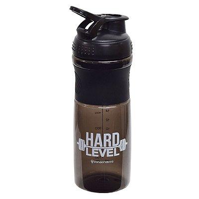 Garrafa Shaker com Misturador - Hard Level - 760ml