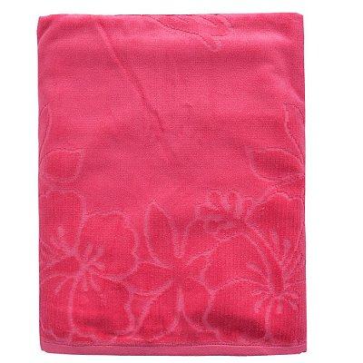 Toalha de Banho Gigante Le Bain Sun - Rosa - Artex