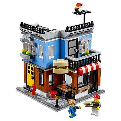 Lego Creator - Mercearia de Esquina - 3 em 1 - Lego