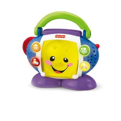 CD Player Aprender e Brincar - Fisher Price