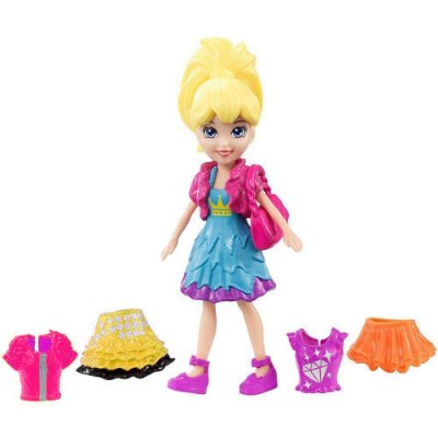 Polly Pocket - Boneca Sortida -  Polly - Mattel