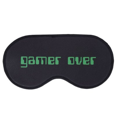 Máscara de Dormir Gamer Over - Ops!