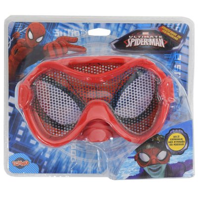 Máscara de Mergulho Infantil Homem Aranha - Toyng