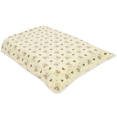 Cobertor para Berço Affetto Sweet Bege - Colibri