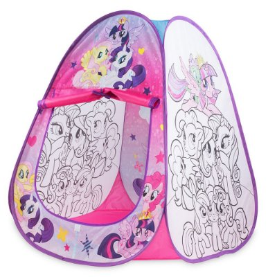Toca de Colorir My Little Pony - Braskit