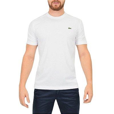 Camiseta Masculina Básica Sport - Branco - Lacoste