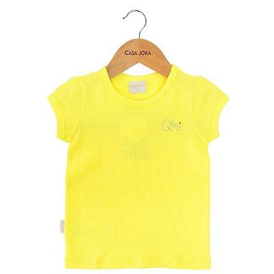 Camiseta Infantil Básica - Quimby