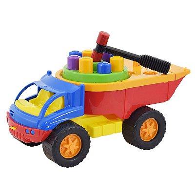 Caminhão Basculante Bate-Bate - Dismat
