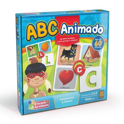 ABC Animado - Grow