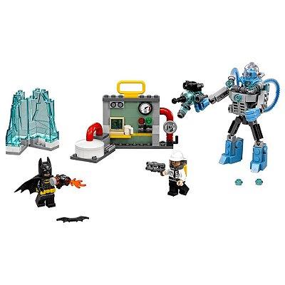 Lego Batman Movie - Ataque de Gelo do Sr. Frio