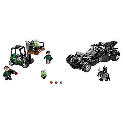 Lego Super Heroes Dc Comics - Interceção de Kriptonite