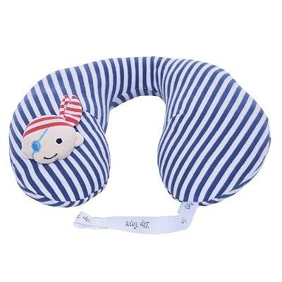 Protetor de Pescoço Pirata - Zip Toys