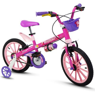 Bicicleta Top Girls - Aro 16 - Nathor
