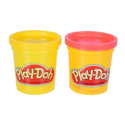 Play-Doh 2 Potes de Massinha - Hasbro
