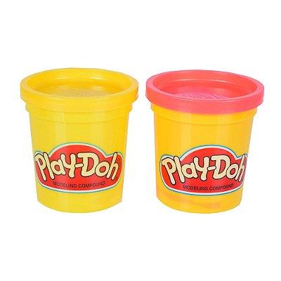 Play-Doh 2 Potes de Massinha - Hasbro