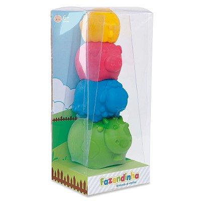 Fazendinha - Brinquedo de Empilhar - Toyster