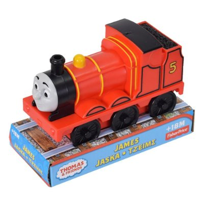 Veículo Thomas and Friends - James - Fisher-Price