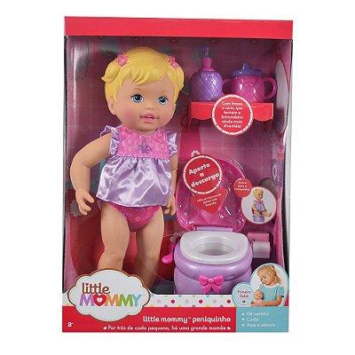 Boneca Little Mommy Peniquinho