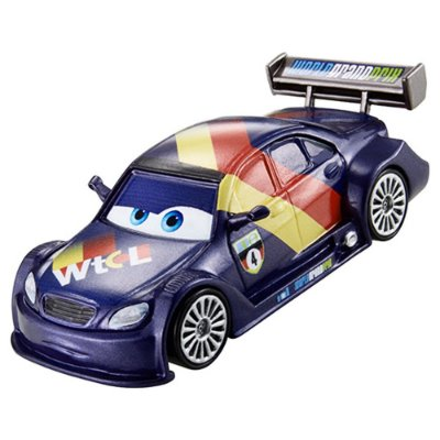 Max Schnell - Disney Carros - Mattel