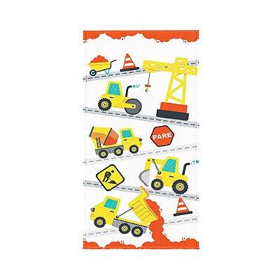 Toalha Felpuda Truck - Lepper Kids