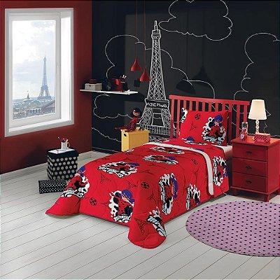 Edredom Infantil Ladybug - Lepper Kids