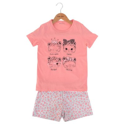 Pijama Infantil Tigrinha Cute - Malwee