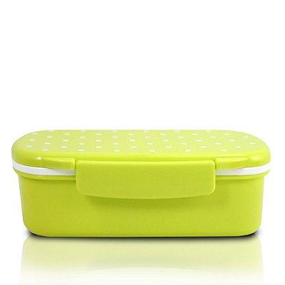 Marmita Poá Pequena - Verde - Jacki Design