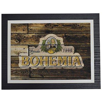 Quadro Decorativo Bohemia - 30 x 23 cm