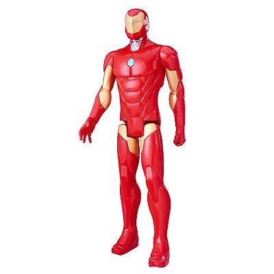 Boneco Homem de Ferro - Titan Hero Series