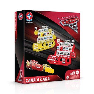 Jogo Cara a Cara - Carros 3 - Estrela