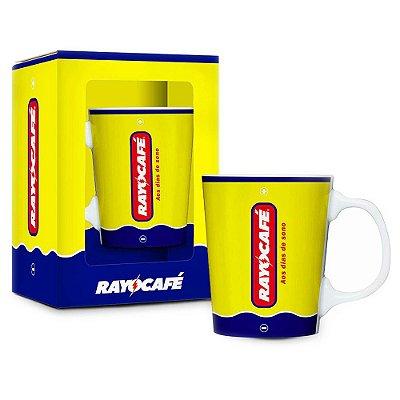 Caneca Premium Rayocafé - 280 ml - Brasfoot
