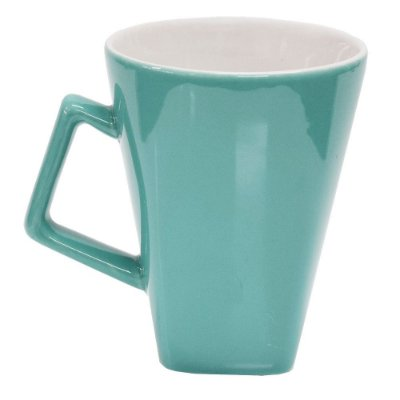 Caneca Verde Quartier 350ml - Oxford