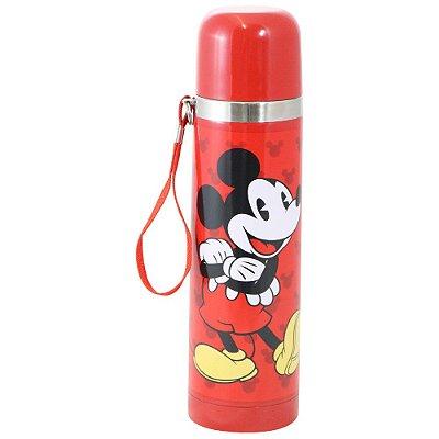 Garrafa Térmica Mickey Mouse 500ml - Zona Criativa