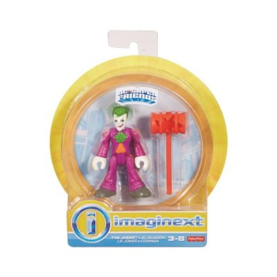 DC Super Friends Imaginext - Coringa - Fisher-Price