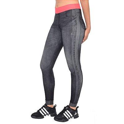 Calça Legging Fusô Amazing Denim Jeans - Live