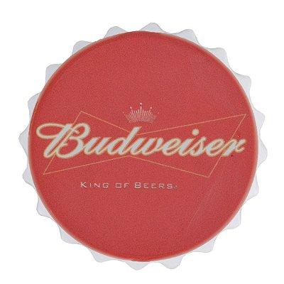 Abridor de Garrafas com Ímã Budweiser - Vikos