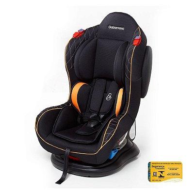 Cadeira para Auto Transbaby - Preto/Laranja - Galzerano