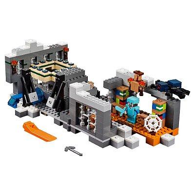 Lego Minecraft O Portal do Fim - Lego