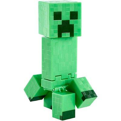 Boneco Minecraft Creeper Explosivo - Mattel