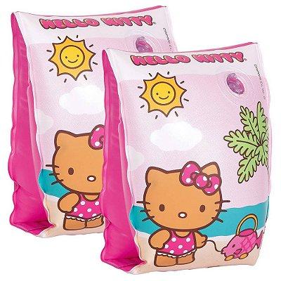 Boia de Braços - Hello Kitty - Braskit