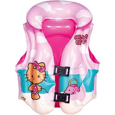 Colete Inflável Hello Kitty - Braskit