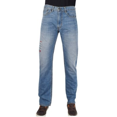 Calça Jeans Masculina Regular Fit 505 - Levis