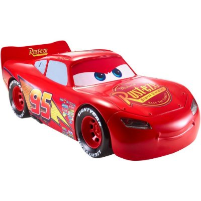 Cars Manobras do Filme Relâmpago McQueen - Carros 3 - Mattel