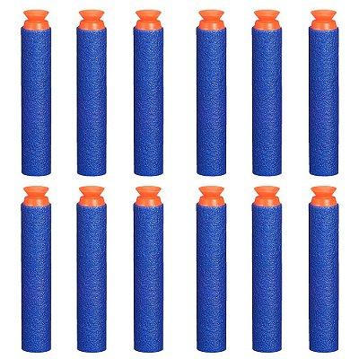 Refil de Dardos de Succção - 12 Unidades - Hasbro