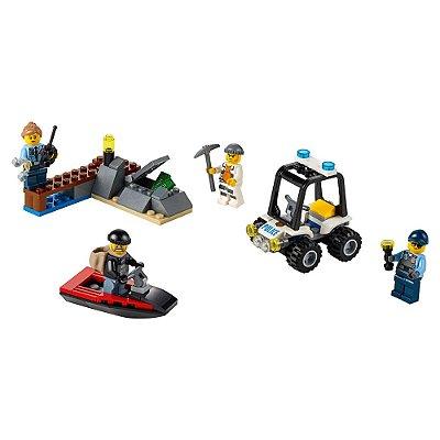 Lego City Conjunto de Iniciação Ilha da Prisão - Lego
