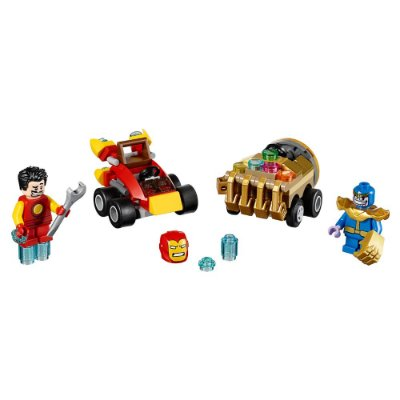 Lego Super Heroes - Poderosos Micros: Iron Man vs. Thanos