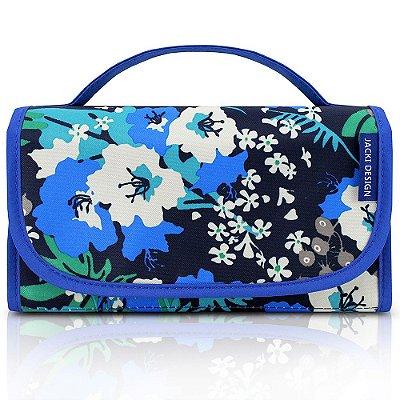 Necessaire Dobrável Miss Douce Azul - Jacki Design