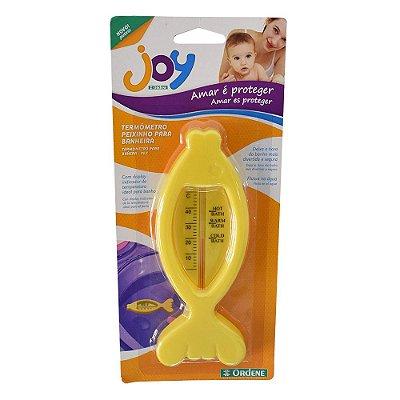 Termômetro Peixinho para Banheira - Linha Joy - Ordene